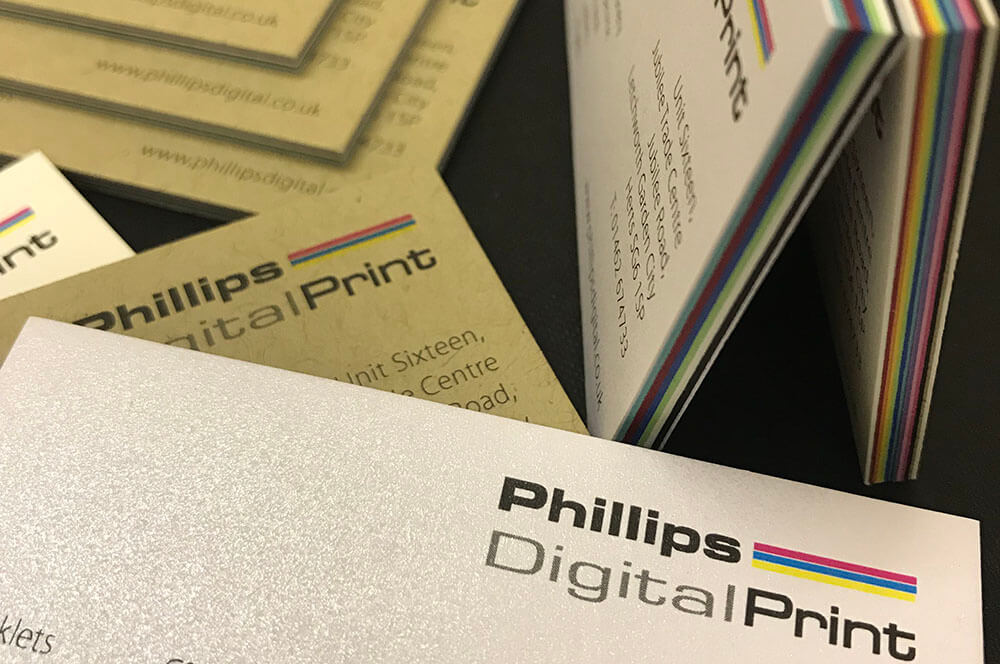 phillips digital business cards