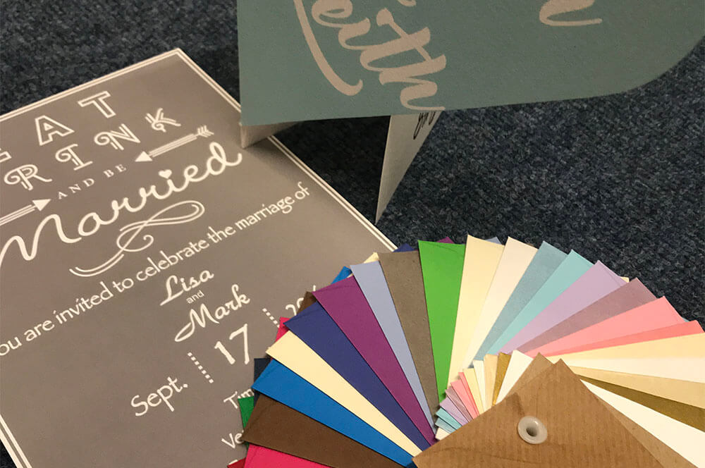 sample colours for leaflet printing